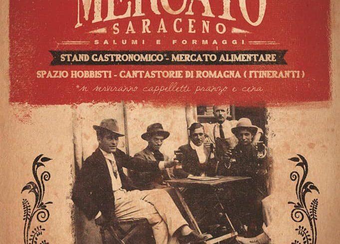 """Partecipiamo a """"Il Mercato Saraceno"""""""