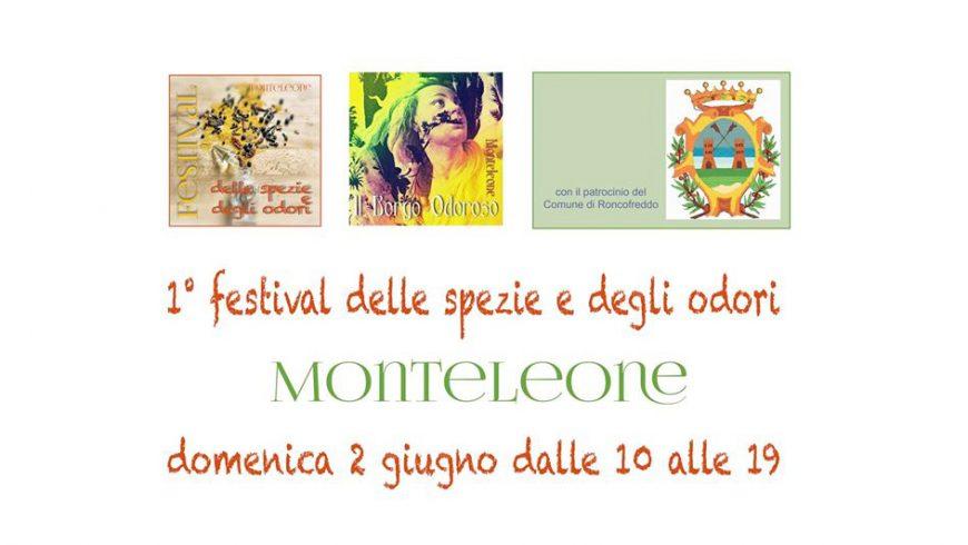 Partecipiamo al 1° festival delle spezie e degli odori